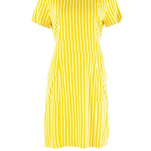 Retro-kleding-dress honey ZILCH