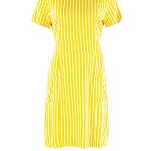 Retro-kleding-dress honey ZILCH