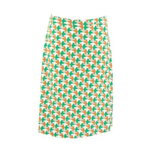 Retro-kleding-skirt apple ZILCH