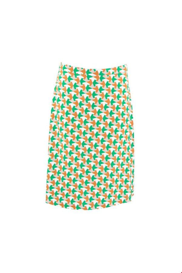 Retro-kleding-skirt apple ZILCH