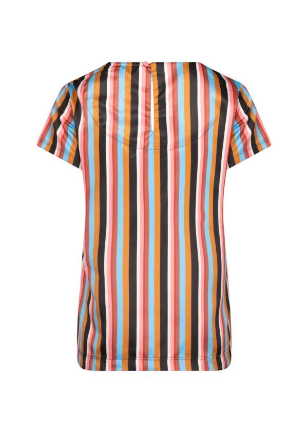 Retro-kleding-blouse met streepjesmotief 4funkyflavours