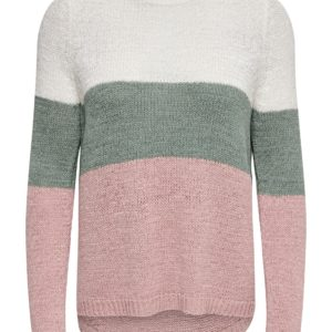only-retro-pullover-strepen-front