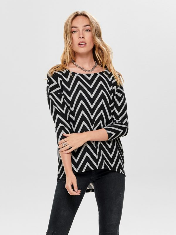 only-retro-top-zigzag-model-front