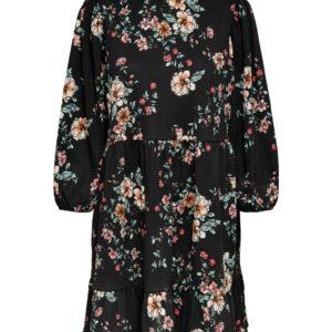 only-retro-jurk-femme-flower-voor