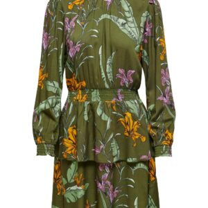 Retro-Only-jurk-green-wild-flowers-voor