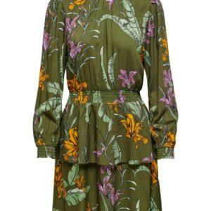 Retro-Only-jurk-green-wild-flowers-voor