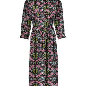 etro-Only-jurk-driekwart-lang-floral-pink-voor