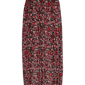 Retro-Only-lange-rok-black-red-flowers-front