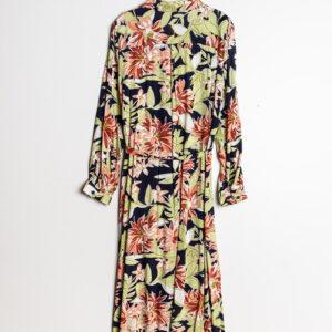 Retro-world-fashion-jurk-tropcal-navy-voor-kapstok
