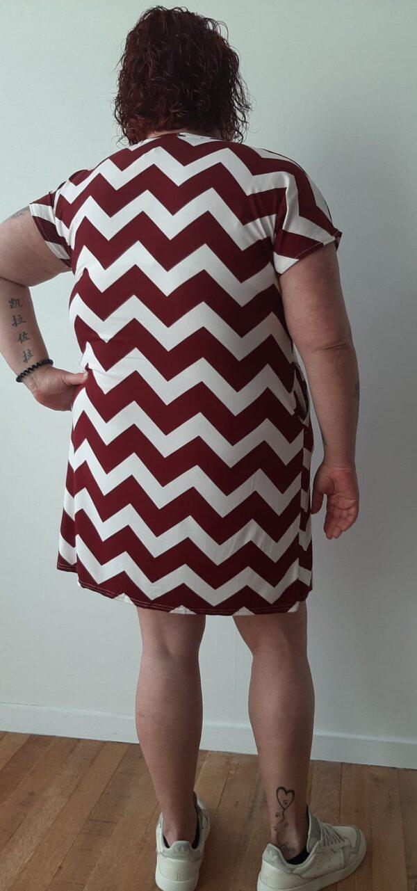 Retro-world-fashion-jurk-zig-zag-red-modelmaatjemeer-achter