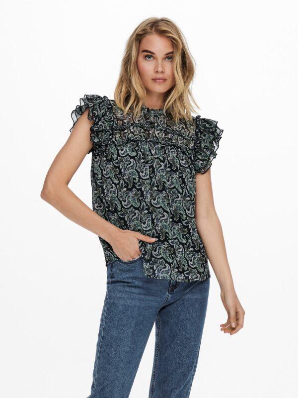 Retro-Only-top-blouse-night-sky-voor-model (1)