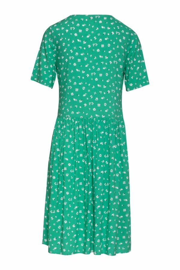 Retro-Smashed-Lemon-jurk-floret-green-achter