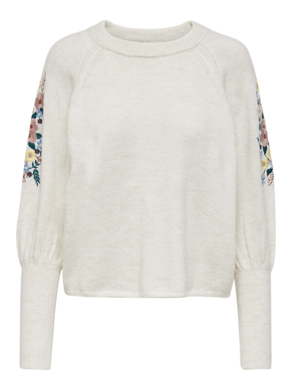 Retro-Only-pullover-ecru-achterkant